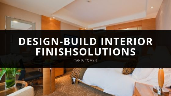 Tania Tomyn - Design-Build Interior FinishSolutions