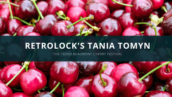 Retrolock's Tania Tomyn